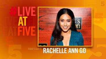 Broadway.com #LiveatFive with Rachelle Ann Go of Miss Saigon