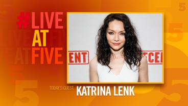 Broadway.com #LiveatFive with Katrina Lenk of Indecent