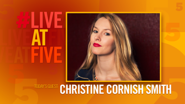 Broadway.com #LiveatFive with Christine Cornish Smith of Cats