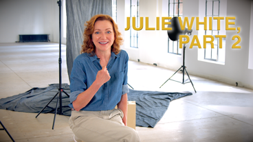A Doll's House, Part 2 Star Julie White Makes Up Sequels from Her Resume