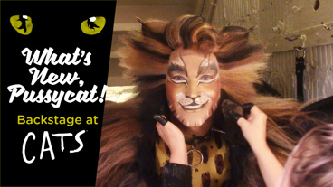 What's New, Pussycat? Backstage at Cats with Tyler Hanes, Episode 11: Farewell to Some Felines