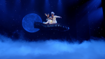 Learn About Broadway's Shining, Shimmering, Splendid Aladdin