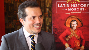 The Broadway.com Show: John Leguizamo on Bringing Latin History for Morons to Broadway