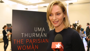 The Broadway.com Show: Meet Uma Thurman and the Cast of The Parisian Woman