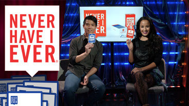 Aladdin's Telly Leung and Courtney Reed Show Us a Whole New World in Never Have I Ever