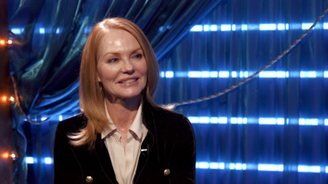 The Broadway.com Show: Marg Helgenberger of What We're Up Against