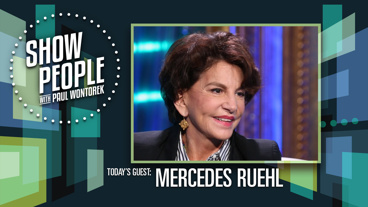 Show People with Paul Wontorek: Mercedes Ruehl of Torch Song