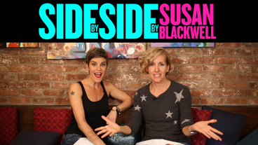 Get on the Reading Rainbow! Come From Away's Jenn Colella and Susan Blackwell Sit Side by Side for Book Club!