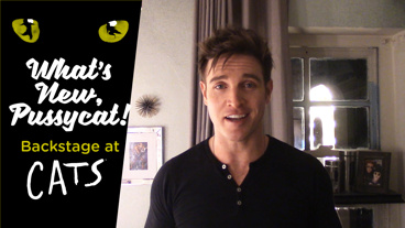 Backstage at Cats with Tyler Hanes, Episode 14: Flashback