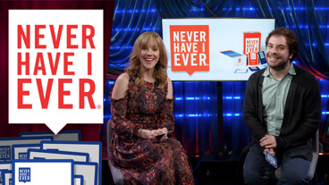 School of Rock's Justin Collette and Analisa Leaming Get Down and Dirty About Garbage Food and More in Never Have I Ever