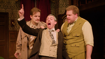 Learn About the Outrageous British Comedy The Play That Goes Wrong