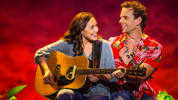Discover the Island Vibes of Jimmy Buffet's Broadway Musical <i>Escape to Margaritaville</i>