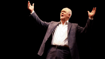 Learn About Broadway's Heartwarming John Lithgow: Stories By Heart