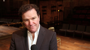 <I>The Broadway.com Show</I>: Douglas Hodge on Terrence McNally's Beautiful <I>Fire and Air</I>