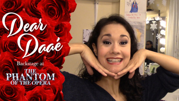Backstage at The Phantom of the Opera with Ali Ewoldt, Episode 6: Makeup Magic!