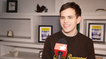 The Broadway.com Show: Dear Evan Hansen's Taylor Trensch on Joining the Blue Polo Brotherhood & More