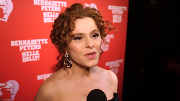The Broadway.com Show: Hit the Red Carpet with Hello, Dolly!'s Bernadette Peters