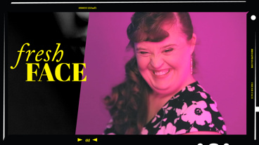 Fresh Face: Jamie Brewer of Amy and the Orphans