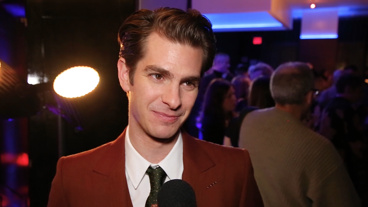 The Broadway.com Show: Andrew Garfield & More Talk Angels in America's Broadway Return on Opening Night
