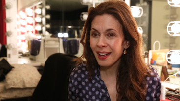 The Broadway.com Show: Get Schooled! Jessica Hecht on Joshua Harmon's Admissions