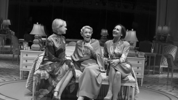 Learn All About <I>Three Tall Women</I>, Starring Glenda Jackson, Laurie Metcalf & Alison Pill
