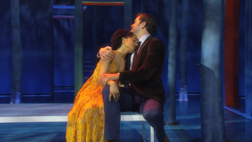 Experience the Breathtaking Broadway Revival of Children of a Lesser God, Starring Joshua Jackson & Lauren Ridloff