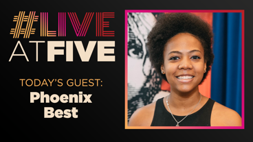 Broadway.com #LiveatFive with Phoenix Best of Dear Evan Hansen