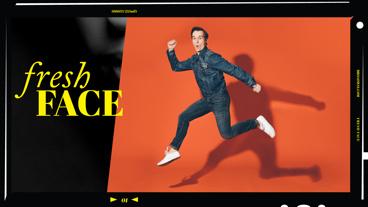 Fresh Face: Zach Adkins of Anastasia