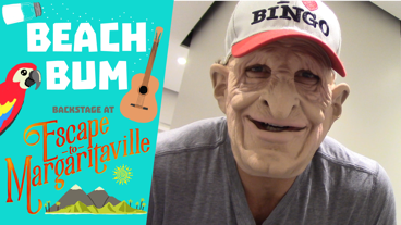Backstage at Escape to Margaritaville with Paul Alexander Nolan, Episode 7: Bingo!