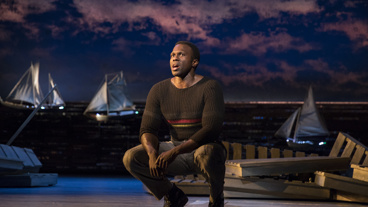 Learn About the Sweeping Broadway Revival of Carousel, Starring Joshua Henry & Jessie Mueller