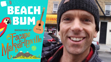 Backstage at Escape to Margaritaville with Paul Alexander Nolan, Episode 8: Working It Out