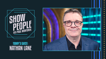 Show People with Paul Wontorek: Nathan Lane of Angels in America