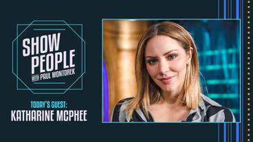 Show People with Paul Wontorek: Katharine McPhee of Waitress