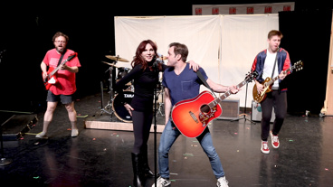 Sway Those Hands! Here's a Sneak Peek at the Rollicking New Musical Gettin' the Band Back Together