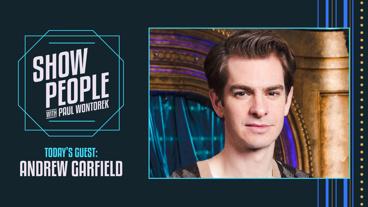 Show People with Paul Wontorek: Andrew Garfield of Angels in America