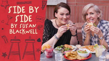 Escape to Margaritaville's Lisa Howard Talks Twilight and Burgers on Side by Side