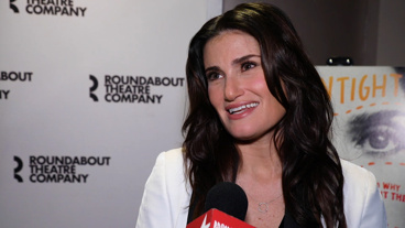 The Broadway.com Show: Idina Menzel Talks About Her New York Stage Return in Joshua Harmon's Sexy Skintight