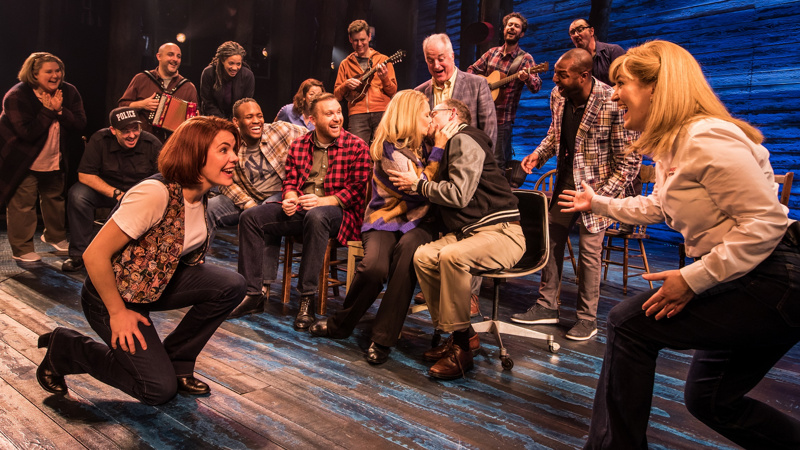 London Come From Away Star Rachel Tucker on Her First