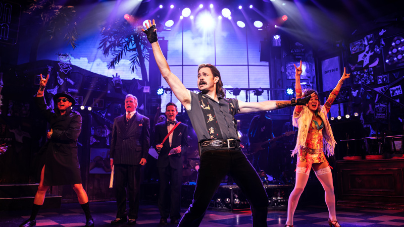 Rock of Ages 10th-Anniversary Return Run Extended Through Fall 2020 | Broadway Buzz | Broadway.com