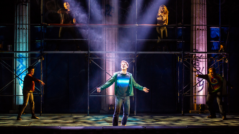 The Lighting Thief Cast Recording Receives Deluxe Edition & Karaoke Album | Broadway Buzz | Broadway.com