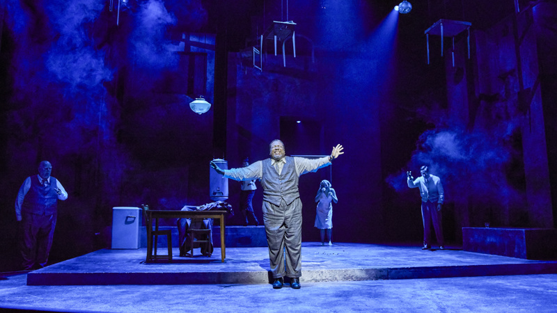 West End Death of a Salesman to Resume Performances Following Ceiling Collapse   Broadway Buzz   Broadway.com