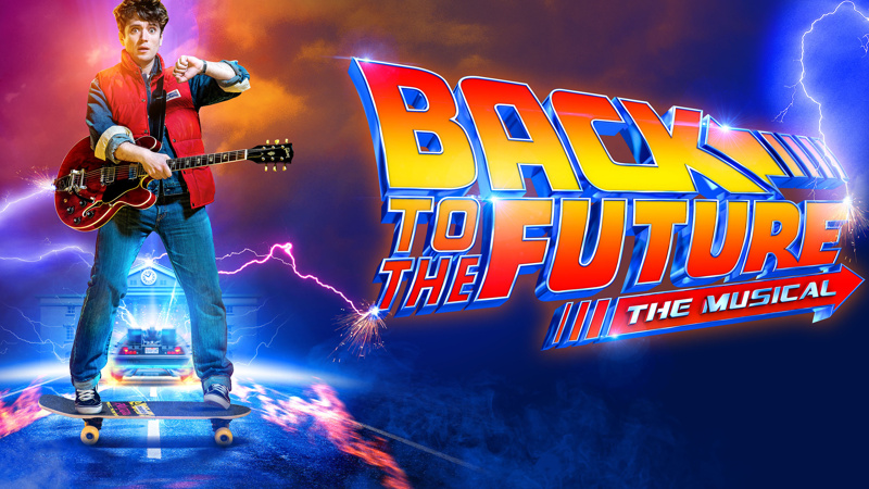 Back to the Future Musical Completes Casting for World Premiere Staging in the U.K. | Broadway Buzz | Broadway.com