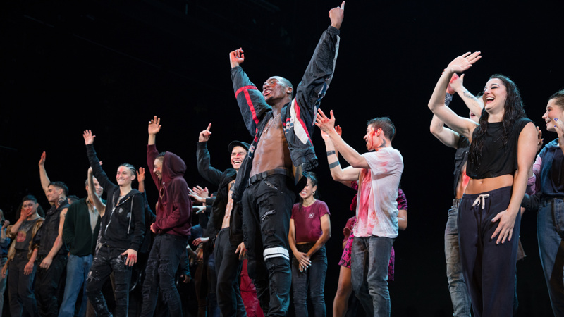 Broadway Grosses: Innovative West Side Story Revival Draws Full Houses in Previews | Broadway Buzz | Broadway.com