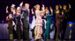 The touring cast of Finding Neverland